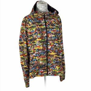 Lululemon Seawheeze 2018 Pack It Up Rain Jacket